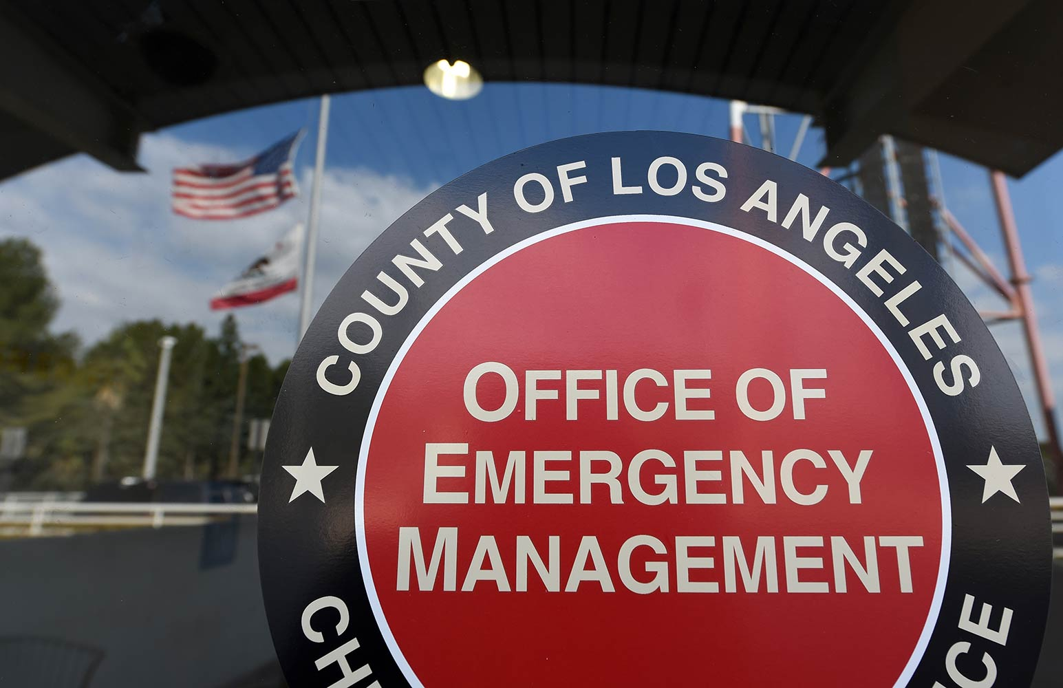 Emergency Management Los Angeles County